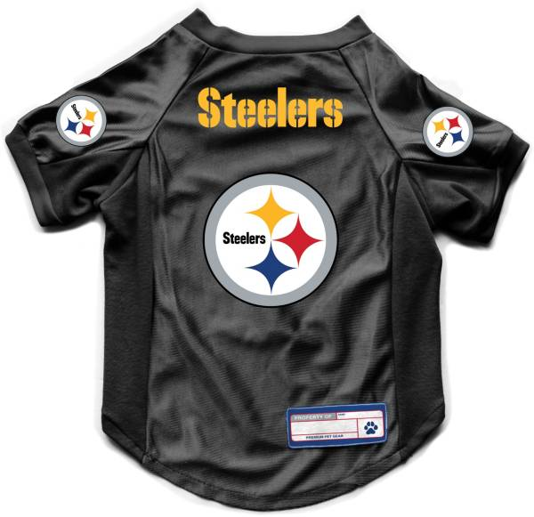 Little Earth Pittsburgh Steelers Pet Stretch Jersey product image