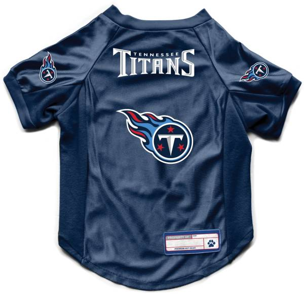 Little Earth Tennessee Titans Pet Stretch Jersey product image
