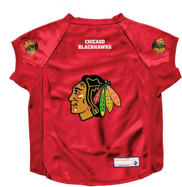 Little Earth Chicago Blackhawks Big Pet Stretch Jersey product image