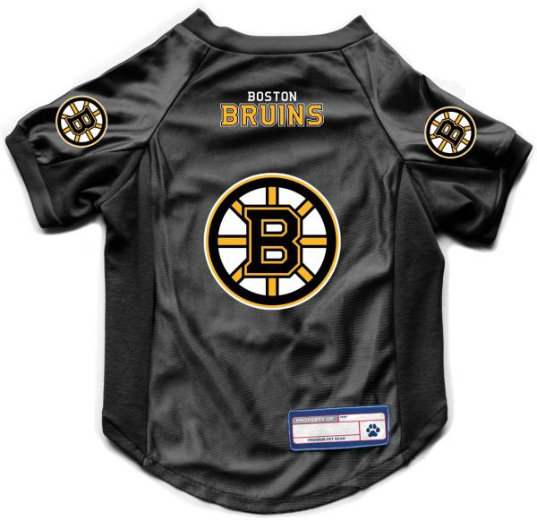 Little Earth Boston Bruins Pet Stretch Jersey product image