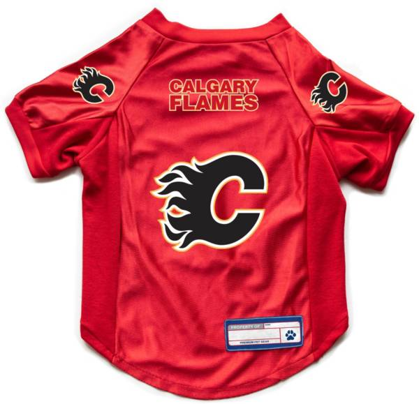 Little Earth Calgary Flames Pet Stretch Jersey product image