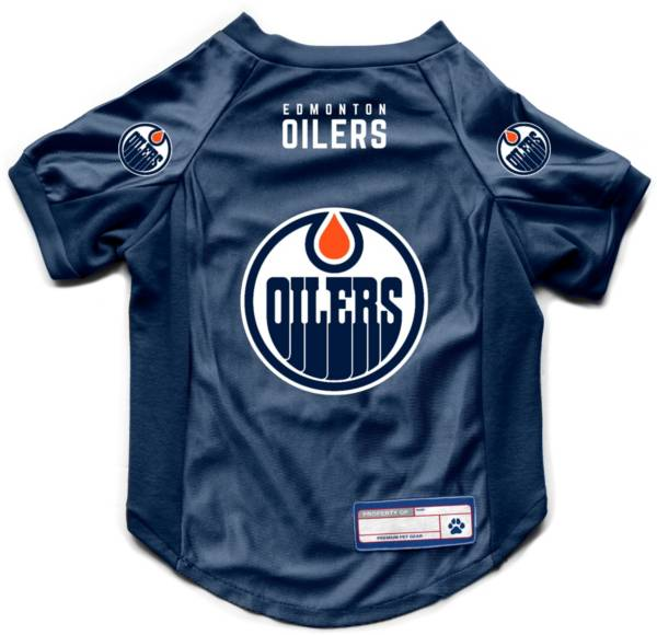 Little Earth Edmonton Oilers Pet Stretch Jersey product image