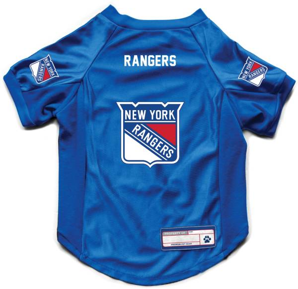 Little Earth New York Rangers Pet Stretch Jersey product image