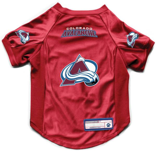 Little Earth Colorado Avalanche Pet Stretch Jersey product image