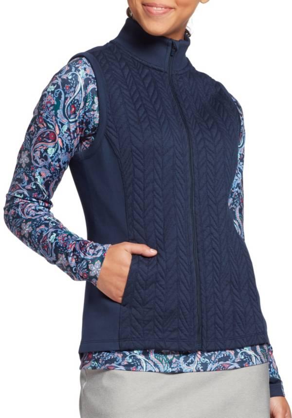 Lady Hagen Women's Cable Knit Vest product image