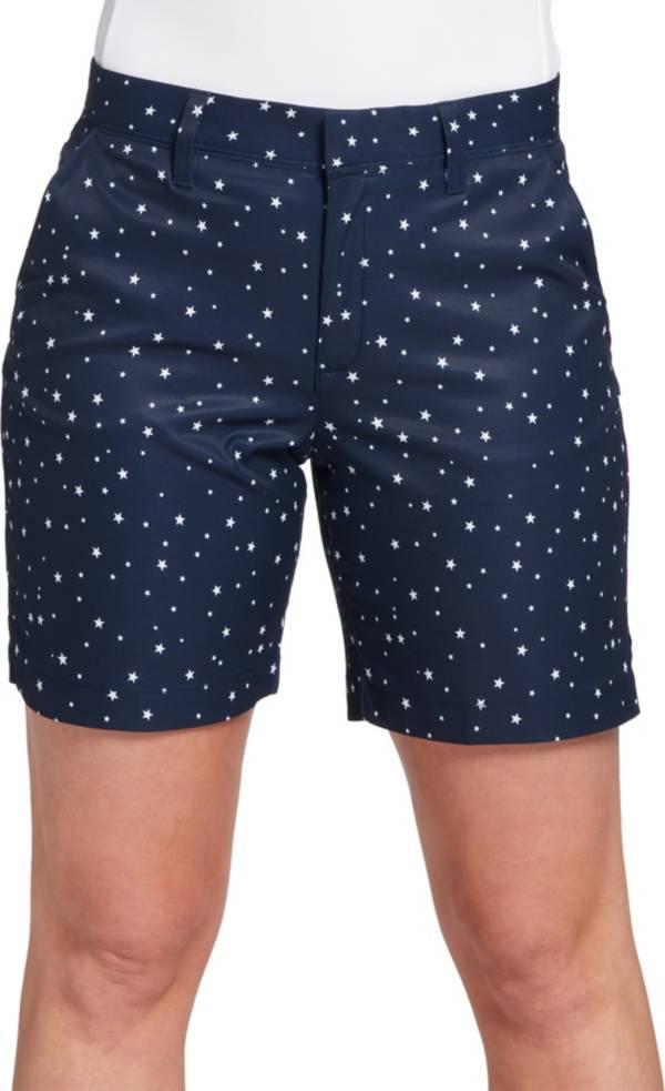 Lady Hagen Women's USA Mini Star 7'' Golf Shorts product image