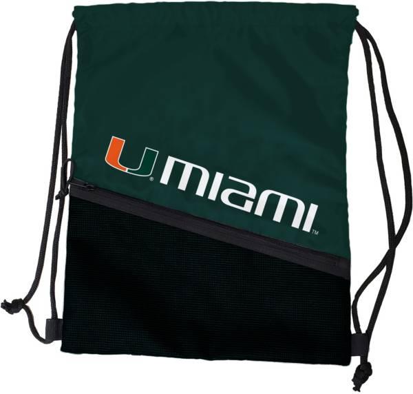 Miami Hurricanes Tilt Backsack product image