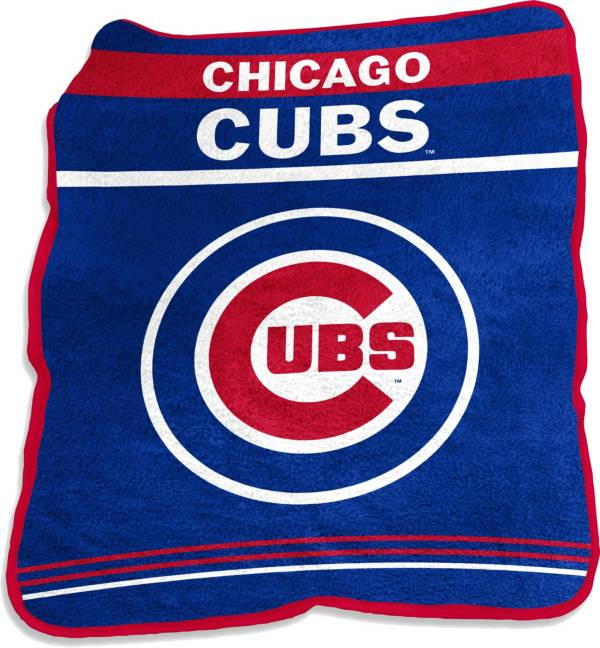 Logo Chicago Cubs 50'' x 60'' Game Day Throw Blanket product image