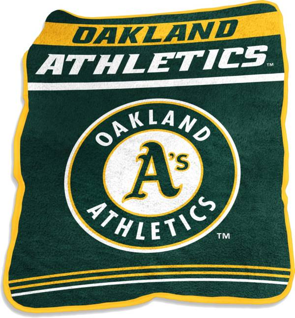 Logo Oakland Athletics 50'' x 60'' Game Day Throw Blanket product image