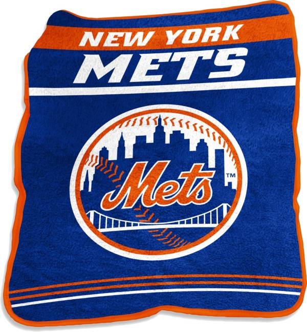 Logo New York Mets 50'' x 60'' Game Day Throw Blanket product image