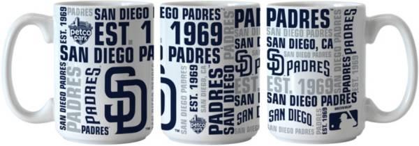 Logo San Diego Padres 15oz. Ceramic Mug product image
