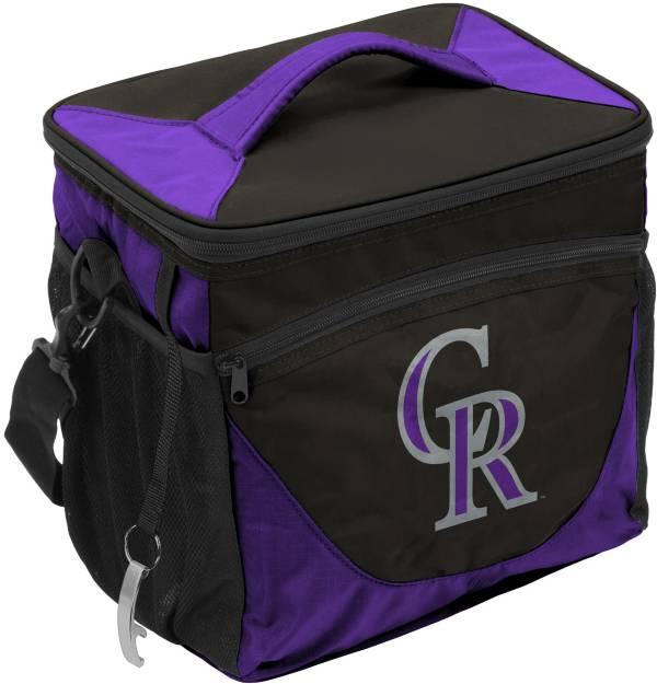 Logo Colorado Rockies 24 Can Cooler product image