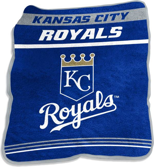 Logo Kansas City Royals 50'' x 60'' Game Day Throw Blanket product image