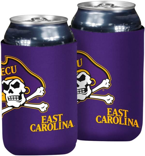East Carolina Pirates Flat Koozie product image