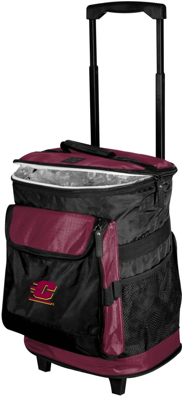 Central Michigan Chippewas Rolling Cooler product image