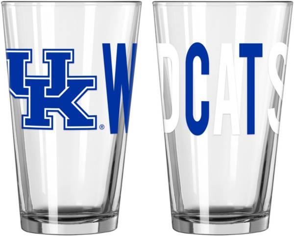 Kentucky Wildcats 16oz. Pint Glass product image