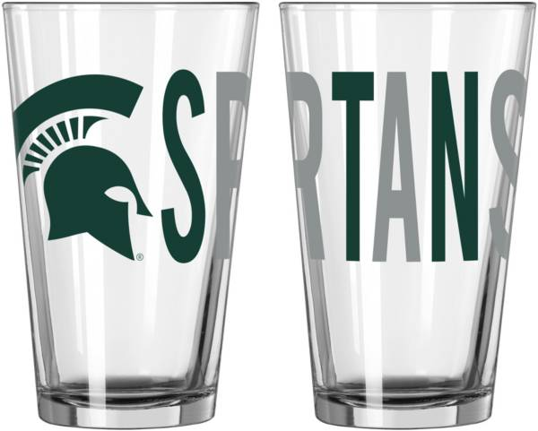 Michigan State Spartans 16oz. Pint Glass product image