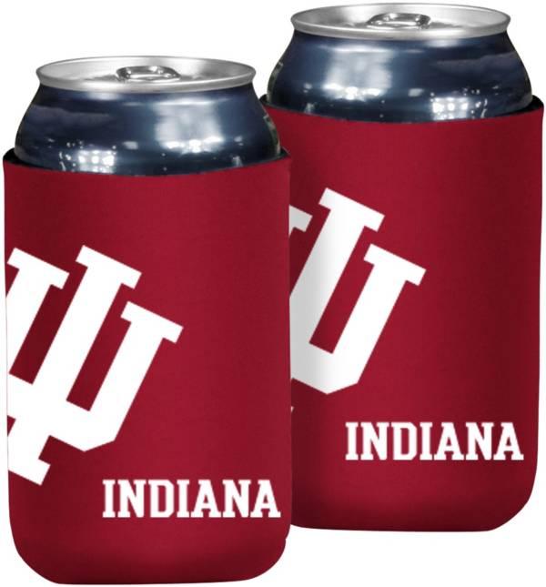 Indiana Hoosiers Flat Koozie product image