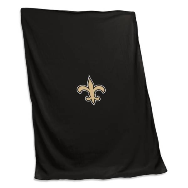 Logo New Orleans Saints Sweatshirt Blanket product image