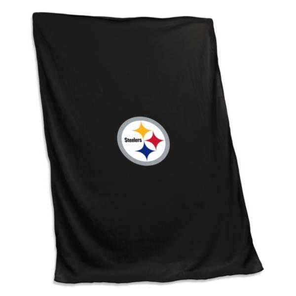 Logo Pittsburgh Steelers Sweatshirt Blanket product image