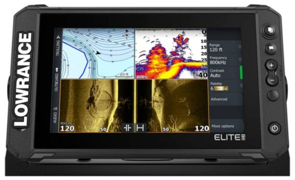 Lowrance Elite FS 9 with Active Imaging 3-in-1 Fish Finder product image