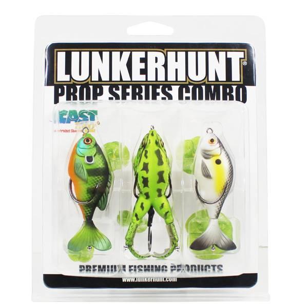 Lunkerhunt Prop Series Combo product image