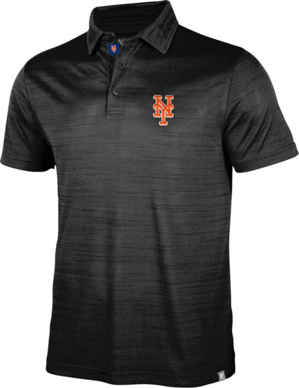 Levelwear Men's New York Mets Black Sway Polo product image