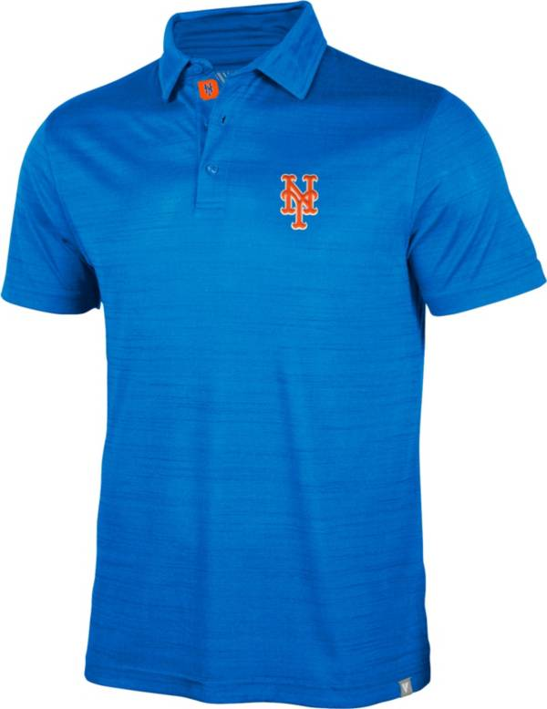 Levelwear Men's New York Mets Blue Sway Polo product image