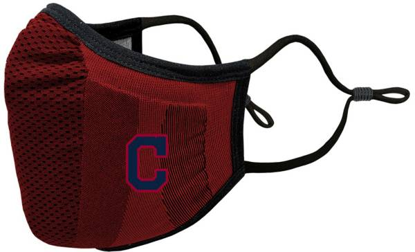 Levelwear Adult Cleveland Indians Red Guard 3 Face Covering product image
