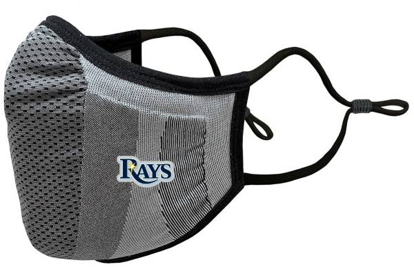 Levelwear Adult Tampa Bay Rays Grey Guard 3 Face Covering product image