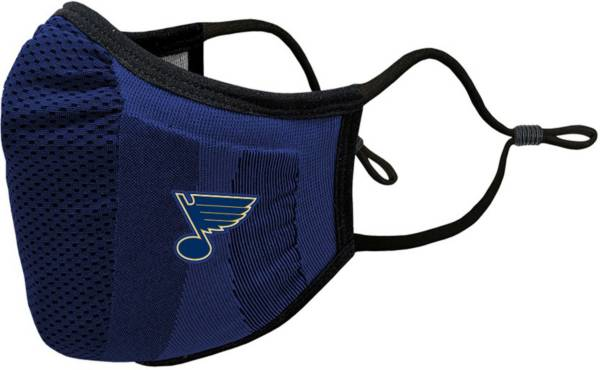 Levelwear Adult St. Louis Blues Guard 3 Royal Face Mask product image