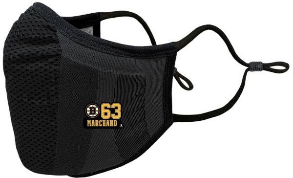 Levelwear Adult Boston Bruins Guard 3 Brad Marchand #63 Black Face Mask product image