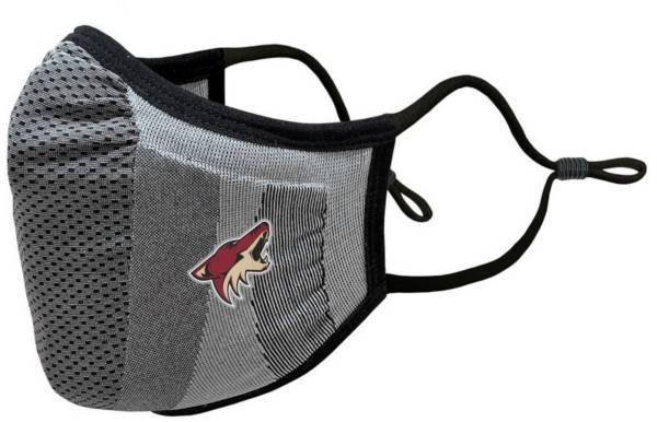 Levelwear Adult Arizona Coyotes Guard 3 Gray Face Mask product image