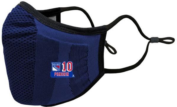 Levelwear Adult New York Rangers Guard 3 Artemi Panarin #10 Royal Face Mask product image