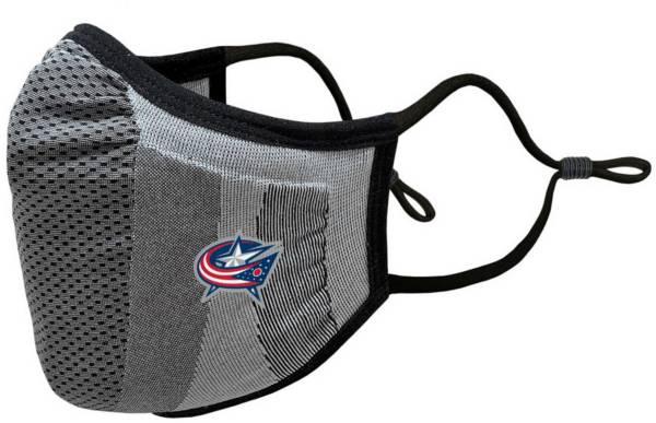 Levelwear Youth Columbus Blue Jackets Guard 3 Gray Face Mask product image