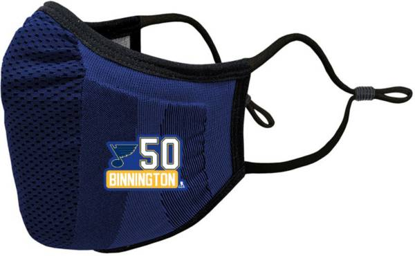 Levelwear Youth St. Louis Blues Guard 3 Royal Face Mask product image