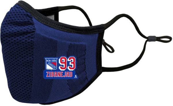 Levelwear Youth New York Rangers Guard 3 Royal Face Mask product image