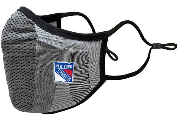 Levelwear Youth New York Rangers Guard 3 Gray Face Mask product image