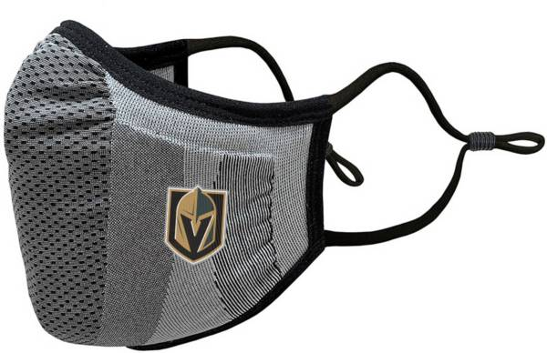 Levelwear Youth Vegas Golden Knights Guard 3 Gray Face Mask product image