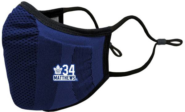 Levelwear Youth Toronto Maple Leafs Guard 3 Auston Matthews #34 Royal Face Mask product image