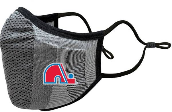Levelwear Youth Quebec Nordiques Guard 3 Gray Face Mask product image