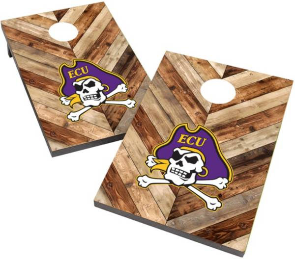 Victory Tailgate East Carolina Pirates 2' x 3' MDF Cornhole Boards product image