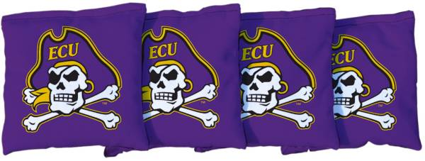 Victory Tailgate East Carolina Pirates Purple Cornhole Bean Bags product image