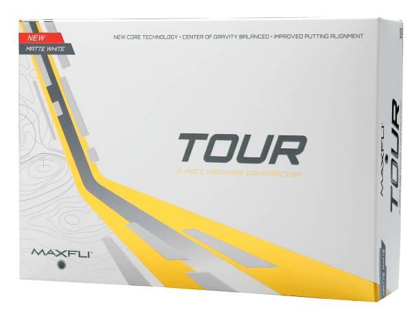 Maxfli Tour Matte White Golf Balls product image