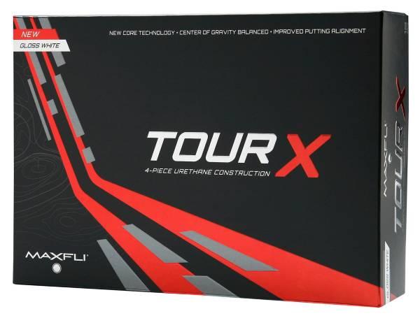 Maxfli Tour X Gloss White Golf Balls product image