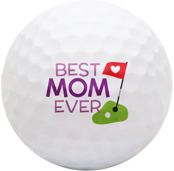 Maxfli 2021 Softfli Matte White Novelty Golf Balls product image