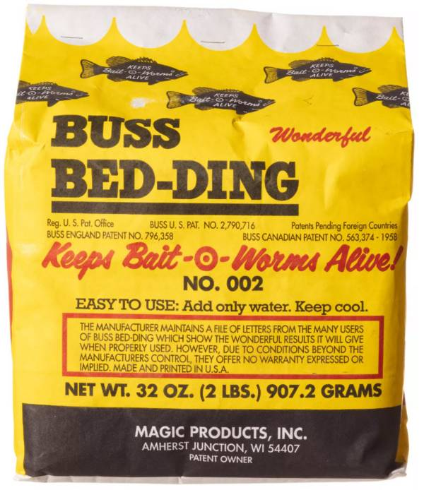 Buss Worm Bed-Ding product image