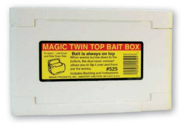 Magic Products Twin Top Bait Box product image