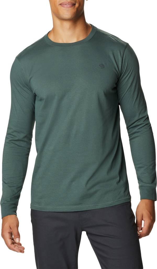 Mountain Hardwear Men's Logo Long Sleeve T-Shirt product image