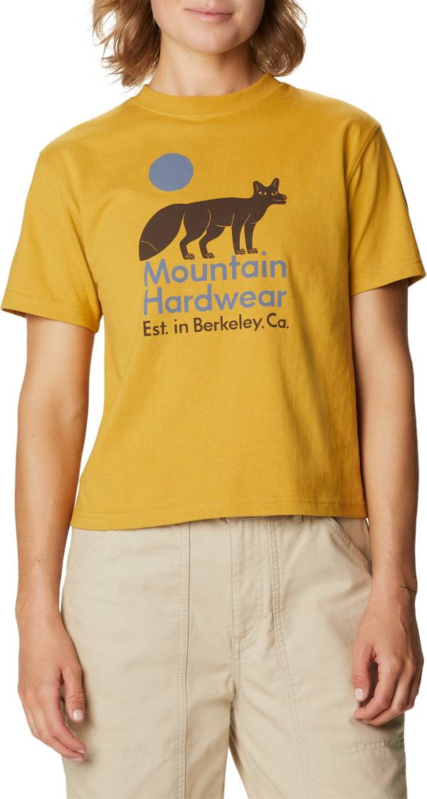 Mountain Hardwear Women's J-Tree Desert Fox Short Sleeve T-Shirt product image